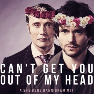 can't get you out of my head
