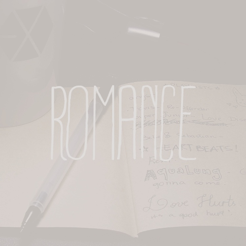 romance // to overcome a writer's block