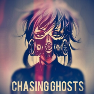 chasing ghosts // genevieve hark | a writing mix