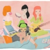 Girls Making Music