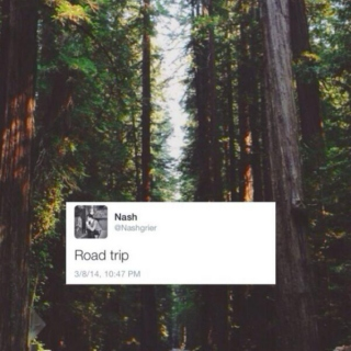 Road trip with nash