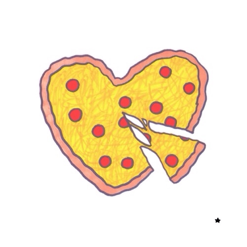 It's all about pizza