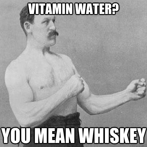 Need some water in your whiskey?
