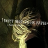 I don't need to be saved