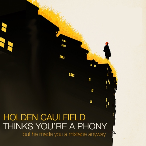 8tracks radio holden caulfield thinks youre a phony 13