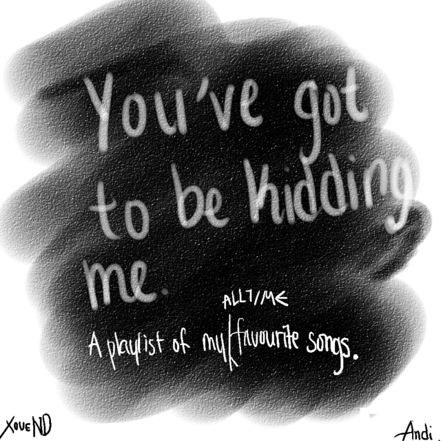 You've got to be kidding me- a favourites playlist. [BETA]