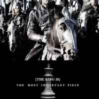 {the king is} the most important piece