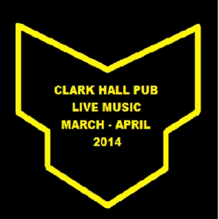 Clark Hall Pub Live Music (March-April '14)