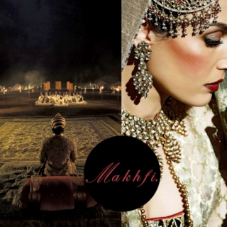 Makhfi (the hidden one)