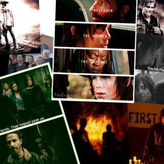 The Walking Dead: Songs that Fit and Soundtrack Tunes