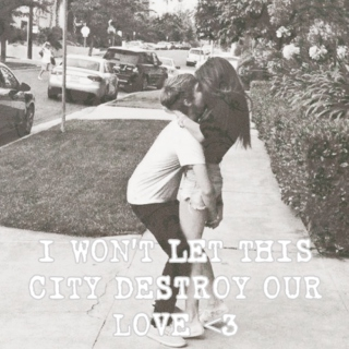 Won't Let This City Destroy My Love