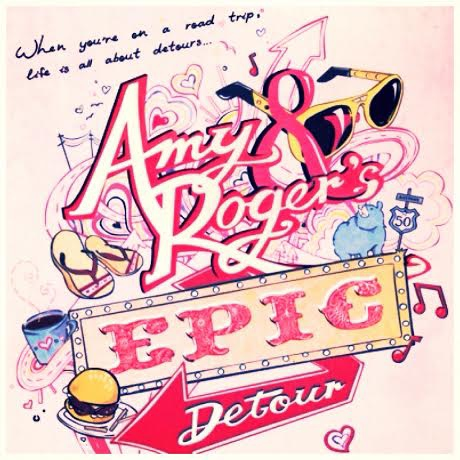 Amy and Roger's Epic Detour-Things Go Full Circle