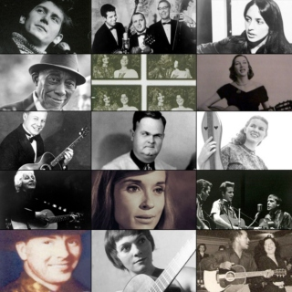 15 Deep Folk Greats