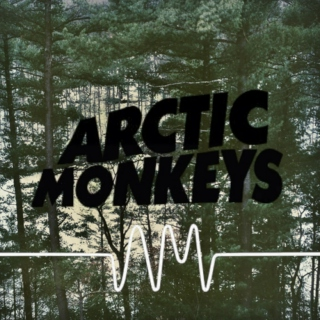 """we are the arctic monkeys"""