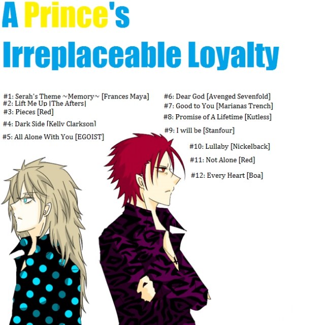A Prince's Irreplaceable Loyalty