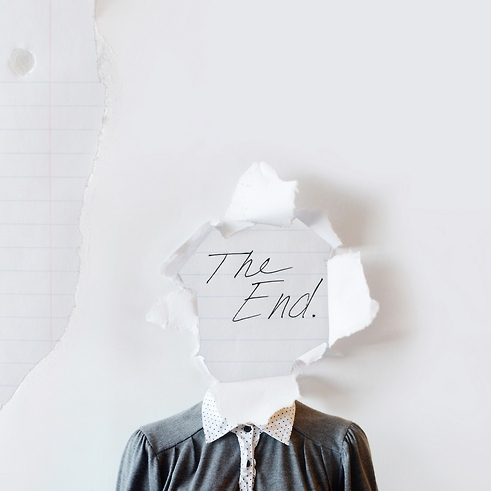 the end;