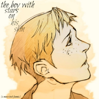 the boy with stars on his skin {a marco bodt fanmix}