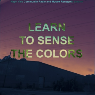Learn To Sense The Colors