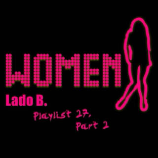 Lado B. Playlist 27 - WOMEN, PART 2