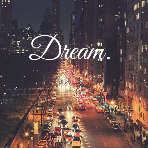 Dream On.