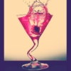 Sippin' Some Pink Martini
