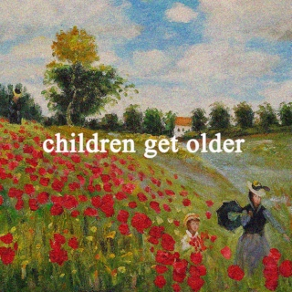 children get older