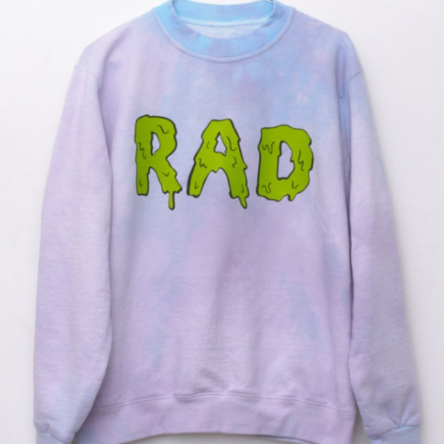 too rad for you