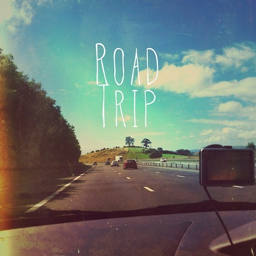 Roadtrippin'