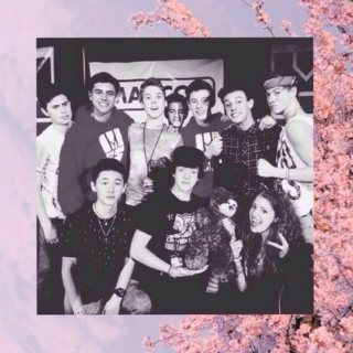 you gotta bae || magcon ♡