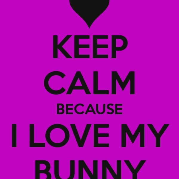 For Bunny