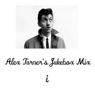 alex turner's jukebox (i)