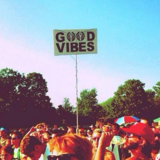 Nothing But Good Vibes!