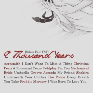 A Thousand Years [Silver Pair fanmix]