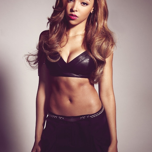 For the love of Tinashe