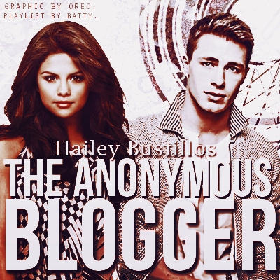 The Anonymous Blogger