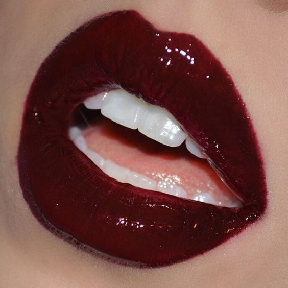 my red lipstick is redder than yours