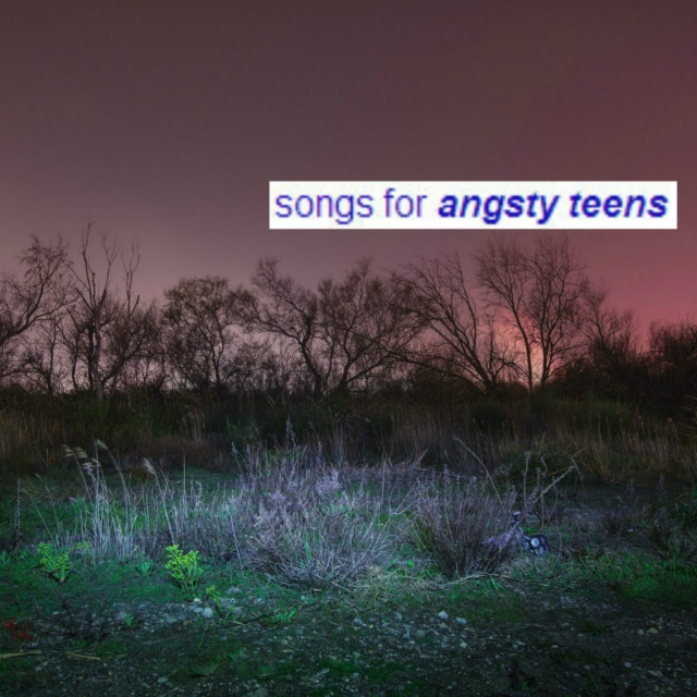songs for angsty teens
