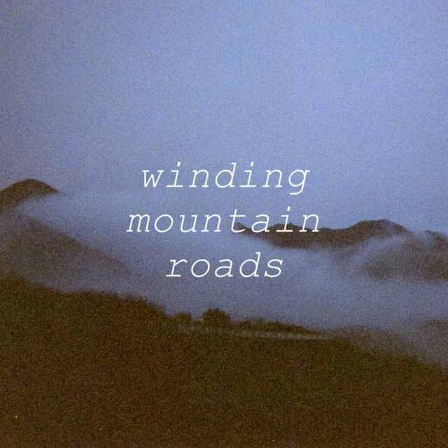 winding mountain roads