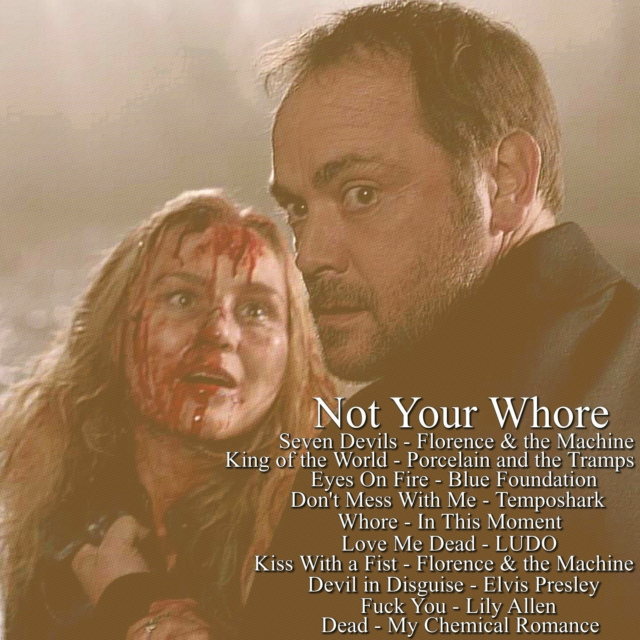 Not Your Whore