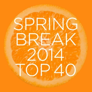 Spring Break 2014 - Top 40 - SugarBang.com