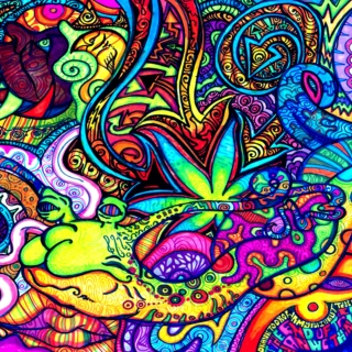 Psychedelic nights