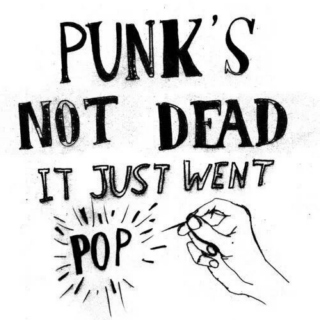 so pop much punk