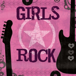 female rock bands