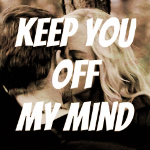 Keep You Off My Mind