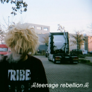 ☠teenage rebellion☠