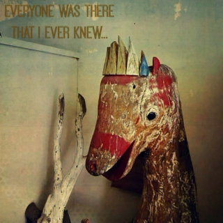 everyone was there that i ever knew...