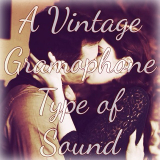 A Vintage Gramophone Type of Sound