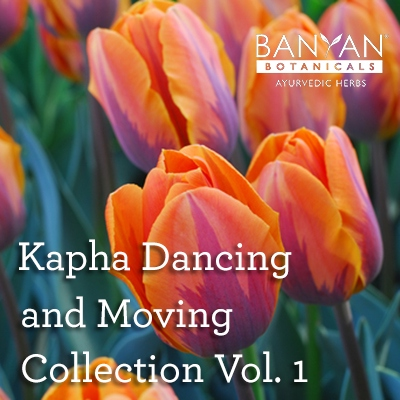 Kapha Dancing and Moving Collection Vol. 1