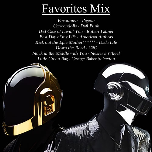 Favorites Mix - Part One