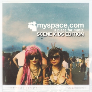 myspace era nostalgia • scene kids edition {2/3}